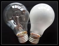 25w 40w 60w 75w 100w common light bulbs