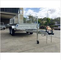 10x6 Tandem Trailer | Dual Axle | Heavy Duty | Tradesman | Double axle trailer