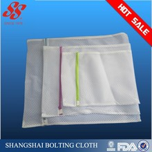 2015 wholesale clothing packaging net polyester mesh laundry bags
