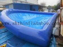 2015 good quality giant semi-circle inflatable swimming pool