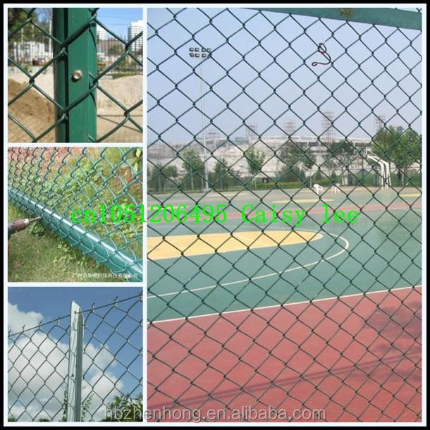 Diamond Mesh Fencing Diamond Mesh Fence/plastic
