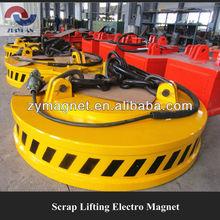 Diameter 1500mm MW5 Series Lifting Electromagnet for Lifting Steel Scraps