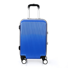 Aluminum sash Factory Vintage ABS+PC Cabin Luggage,20,24in
