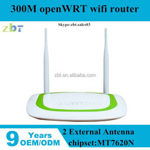 Enterprise /office using simple openWRT wifi router