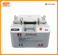 new arrival AK 12 inch all-in-one MAG OCA vacuum laminator no need bubble remover one button finish work