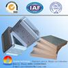 Fireproof HVAC air duct panel/phenolic building foam board,thermal insulation,phenolic foam duct insulation board