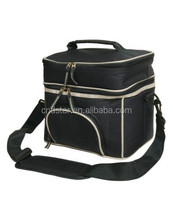 Two Layers Picnic Cooler Bag Lunch Box(A-01-C13)