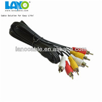 Hot new design rca to firewire cable with cheap price