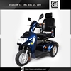 gray 4x4 BRI-S06 speed up electric scooter