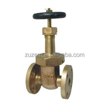 JIS F 7367 Bronze 5K rising stem type gate valves