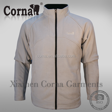 OEM Factory warm durable polyester branded winter jackets men