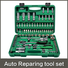 Cheapest hardware maintenance tool 94PCS 6.3/10/12.5mm Dr.Auto Reparing tool set