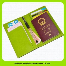 15031 Fashion passport case newest style in hot selling