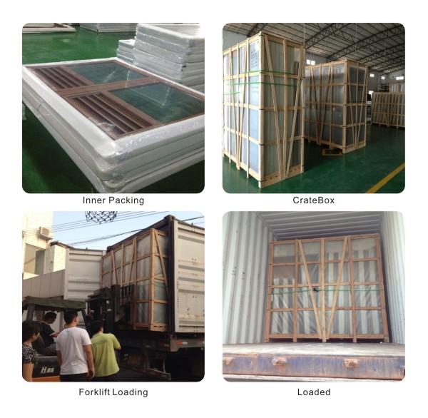 Guangzhou Aluminum Casement Windows
