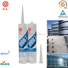 HT9967 ECO-FRIENDLY Silicone removable glue from glass adhesive for concrete and metal