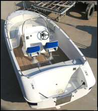 Hot sale made in China 5.8m buy passenger speed boat for sushi