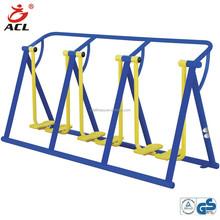 Excelente qualidade de casal treino aeróbico máquinas/praia fitness/ao ar livre musculação equipamentos