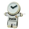 (C1401) 2014 new design calendar flip clocks sports apparel