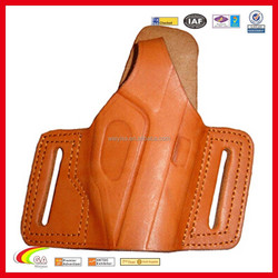 Hunting case for gun leather case high quality