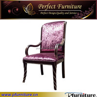 luxurious farbric armchair for hotel room PFC15108