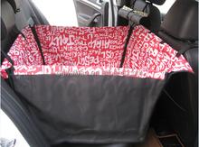 Well Promotion Seat Pet Hammock Dog Blanket Pet Car Mat