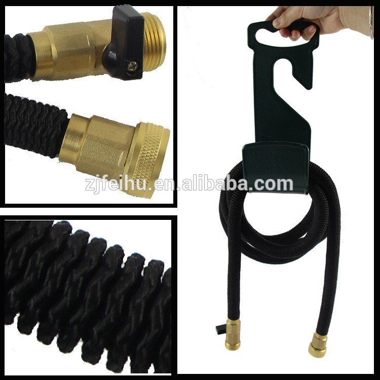 2016 New Magic Garden Hose Pipe Garden Water Hose Retractable Garden Hose with Brass Fitting.jpg