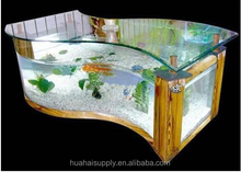 transparent high-quality acrylic fish tank