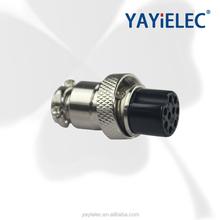High Quality 6pin Aviation Plug and Socket