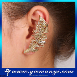 Wholesale Top Quality Fashion Ear Cuffs Wrap for ladies