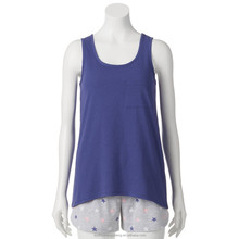 Women's Knit Tank & Shorts Pajama Set