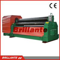 W11 mechanical rolling machine, roller pipe tool, plate bending machine hydraulic