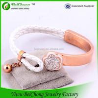 Joyas Acero Inoxidable Rose Gold Frau schmuck armband