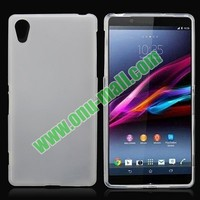 Double-sided Matte Style TPU Case for Sony Xperia Z2 L50W D6502 D6503