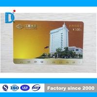 Cheap PVC Prepaid Card, Scratch card, Rechargeable Card