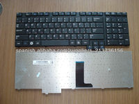 laptop internal keyboard SAMSUNG R730 US / UK / RU / BR / SP / PO / AR / FR notebook keyboard original replacement keyboard