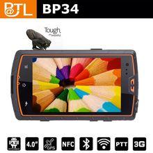 Cruiser BP34 SOS 1GB+4GB 4inch 3G dual sim mobile phone waterproof IP67