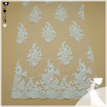 Dhorse DH-BF544 New design for Wholesale french/net/tulle lace with beads for bridal laces fabrics for curtain /tablecloth