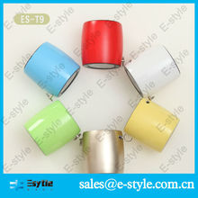 2014 China fashion promotional gift of colorful mini bluetooth speaker with hand free