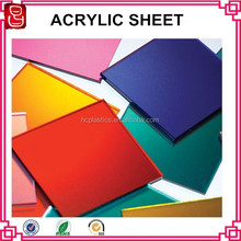 high gloss high quality custome sign thick painting acrylic display board