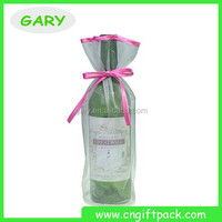 Promotional Recycled Fancy Wine Bag
