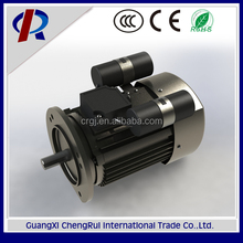IE3 efficient single phase dual capacitor electric motor trade assurance