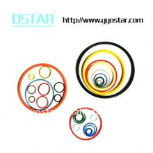 rubber o rings,rubber components,molded rubber part