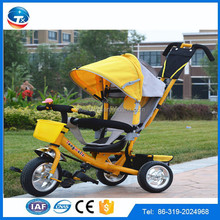 Wholesale high quality best price hot sale child tricycle/kids tricycle baby tricycle with busket and handle bar