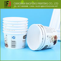 Promotion Factory Price Ice-Cream Paper Cup