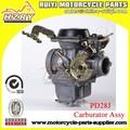 pd28jimportación de motor de la motocicleta piezas del carburador de la motocicleta