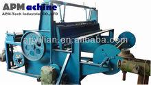 Semi- automatico de prensado de malla de alambre que hace/tejer/máquina para hacer punto para las minas de pantalla de malla