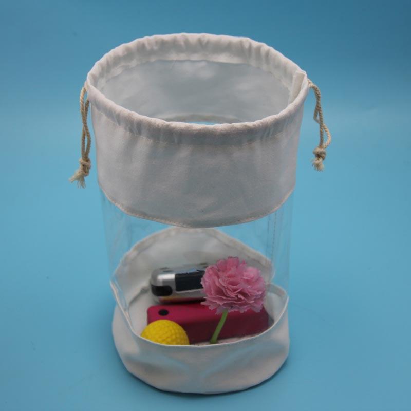 Eco Logo Printed Dust Bag For Handbag organic cotton drawstring bags/cotton fabric bag wholesale