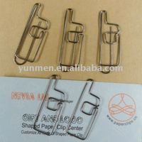 P212 Mobile phone shape paper clip