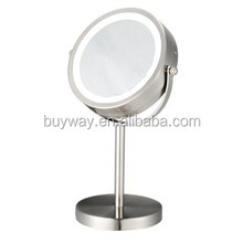 Hot cake cosmetic copper normal and cheap bathroom mirror