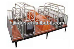 breeding pig cage,custom animal cages,large animal cages for sale,made in Chian,2015